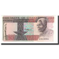 Ghana, 50 Cedis, KM:22b, 1980-07-02, NEUF - Ghana