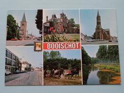Groeten Uit BOOISCHOT (JvdB) Anno 1985 ( Details Zie Foto's ) !! - Heist-op-den-Berg