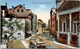 GIBRALTAR -- Church Street - Gibraltar