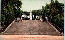 GIBRALTAR -- Alameda Gardens - Gibraltar