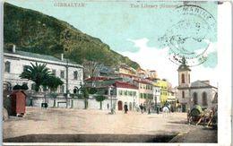 GIBRALTAR   -- The Library - Gibraltar