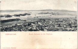 GIBRALTAR - North Entrance To The Harbour - Gibraltar