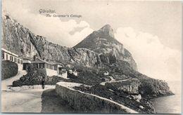 GIBRALTAR - The Govermor's Cottage - Gibraltar