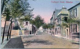 GIBRALTAR - Southport Street - Gibraltar