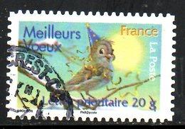 FRANCE. N°4121 De 2007 Oblitéré. Chouette. - Hiboux & Chouettes