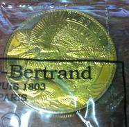 13 MARSEILLE LE FRIOUL MÉDAILLE NUMÉROTÉE PAR ARTHUS BERTRAND 2011 SOUS BLISTER JETON MEDAL TOKEN COIN - 2011
