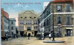 GIBRALTAR - Gunners Parade And The Royal - Gibraltar