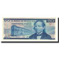 Mexique, 50 Pesos, KM:73, 1981-01-27, NEUF - Mexique