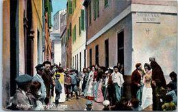 GIBRALTAR - Serruya's Ramp - Gibraltar