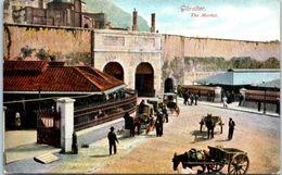GIBRALTAR - The Market - Gibraltar
