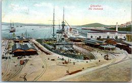GIBRALTAR - The Dockyard - Gibraltar