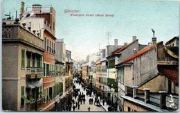 GIBRALTAR -- Waterport Street - Gibraltar