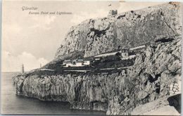 GIBRALTAR -- Europa Point And Lighthouse - Gibraltar