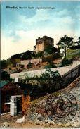 GIBRALTAR -- Moorish Castle And - Gibraltar