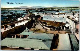 GIBRALTAR -- The Market - Gibraltar