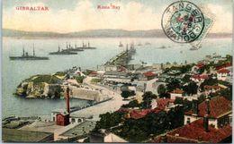 GIBRALTAR -- Rosia Bay - Gibraltar
