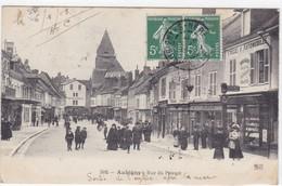 Cher - Aubigny - Rue Du Prieuré - Aubigny Sur Nere