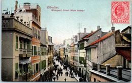 GIBRALTAR - Waterport Street - Gibraltar