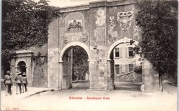 GIBRALTAR - Southport Gate - Gibraltar