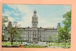 Cpa Cartes Postales Ancienne - Palais Legislatif Quebec - Québec - Beauport