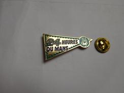 Beau Pin's  , Auto , ACO , 24 Heures Du Mans , Automobile Club De L'Ouest - Pin's