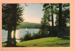 Cpa Cartes Postales Ancienne - Quebec Lac St Joseph - Québec - Beauport