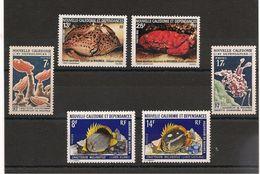 NOUVELLE CALEDONIE Aquarium De NOUMEA Années 1964/1982 Lot** - Lots & Serien