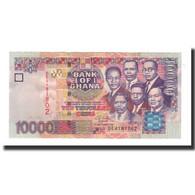 Ghana, 10,000 Cedis, 2002-09-02, KM:35a, SPL - Ghana