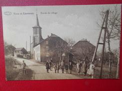 Lierneux :Entrée Du Village -ANIMATION (L208) - Lierneux