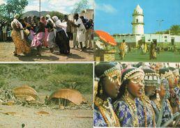 Djibouti.....lot De 9 Cartes Modernes...10 Euros Frais De Port Compris....pour L Europe... - Djibouti