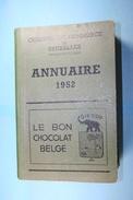 Annuaire Chambre De Commerce De Bruxelles 1952 - Livres, BD, Revues
