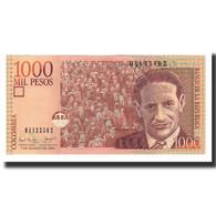 Colombie, 1000 Pesos, 2001-08-07, KM:450a, NEUF - Colombie