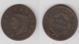 USA - 1 CENT 1832 - Federal Issues