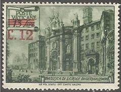 Vaticano 0172 ** MNH. 1952 - Vaticano (Ciudad Del)