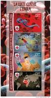Niger 2016, Virus Ebola, 4val In BF - Medicine