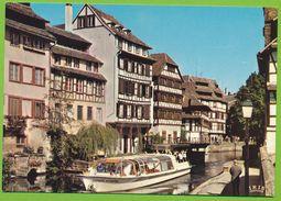 STRASBOURG - Vedette Charles ALTORFFER Dans Le Quartier De La Petite France - Strasbourg