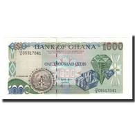 Ghana, 1000 Cedis, KM:29b, 1995-01-06, NEUF - Ghana
