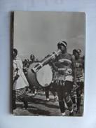 Zuid Afrika South Africa Zulu Musicians With Naked Women - Zuid-Afrika