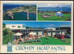 °°° 8092 - AUSTRALIA - CROWDY HEAD MOTEL - 1994 With Stanps °°° - Australia
