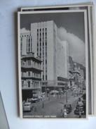 Zuid Afrika South Africa Cape Town Adderley Street Old Cars - Zuid-Afrika