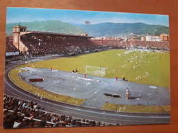 Bergamo Atalanta Brumana Atleti Comunale Stadium Cartolina Stadio Postcard Stadion AK Carte Postale Stade Estadio - Soccer