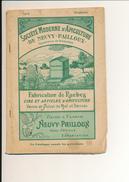 CATALOGUE 1912, 48 Pages - Apiculture - Neuvy Pailloux, Indre - Ruches, Miel, Abeilles - Agricultura