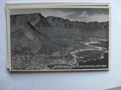 Zuid Afrika South Africa Cape Town Lion's Head And Seven Apostles - Zuid-Afrika