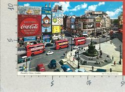 CARTOLINA NV REGNO UNITO - LONDON - Piccadilly Circus - 10 X 15 - Piccadilly Circus