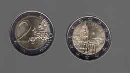 @Y@   LITOUWEN  2 EURO COMMEMORATIVE  2017  UNC - Litauen