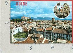 CARTOLINA VG ITALIA - UDINE - Panorama - Vedutine - 10 X 15 - ANN. 1974 - Udine