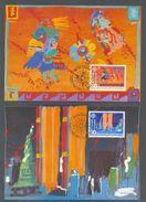 LIECHTENSTEIN - Annata Completa 1992 Maximum Karte - Liechtenstein