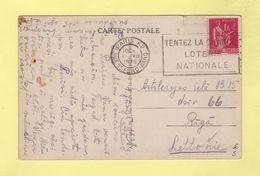 Type Paix - Destination Lettonie - 1938 - Marcophilie (Lettres)