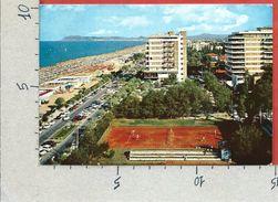 CARTOLINA VG ITALIA - RICCIONE (RM) - Panorama - 10 X 15 - ANN. 1970 - Rimini