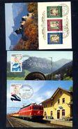 LIECHTENSTEIN - Annata Completa 1988 Maximum Karte - Liechtenstein